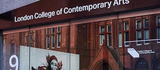 LCCA London College of Contemporary Arts